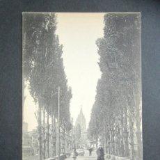 Postales: POSTAL ASTURIAS. OVIEDO. CARRETERA NUEVA. . Lote 179403415