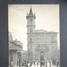 Postales: POSTAL ASTURIAS. OVIEDO. SAN ISIDORO. . Lote 179403433