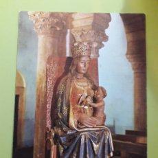 Postales: LEBEÑA SANTANDER IGLESIA MOZARABE SIGLO XV SANTA MARIA. Lote 180024101
