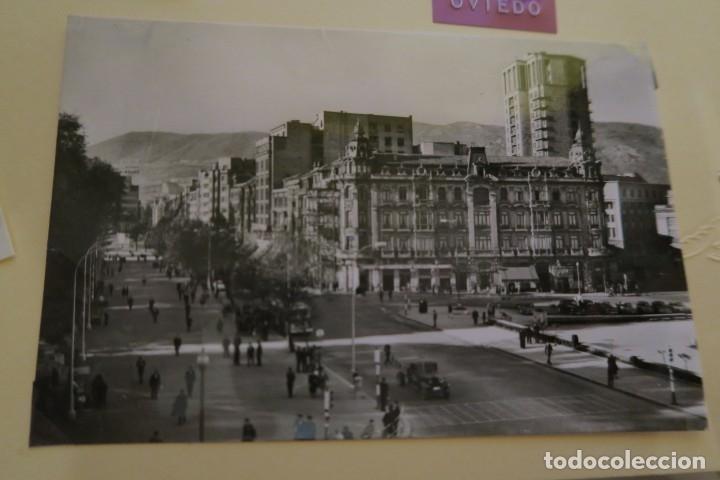 OVIEDO PASEO DE JOSÉ ANTONIO Y URÍA 130 ARTIGOT (Postales - España - Asturias Moderna (desde 1.940))