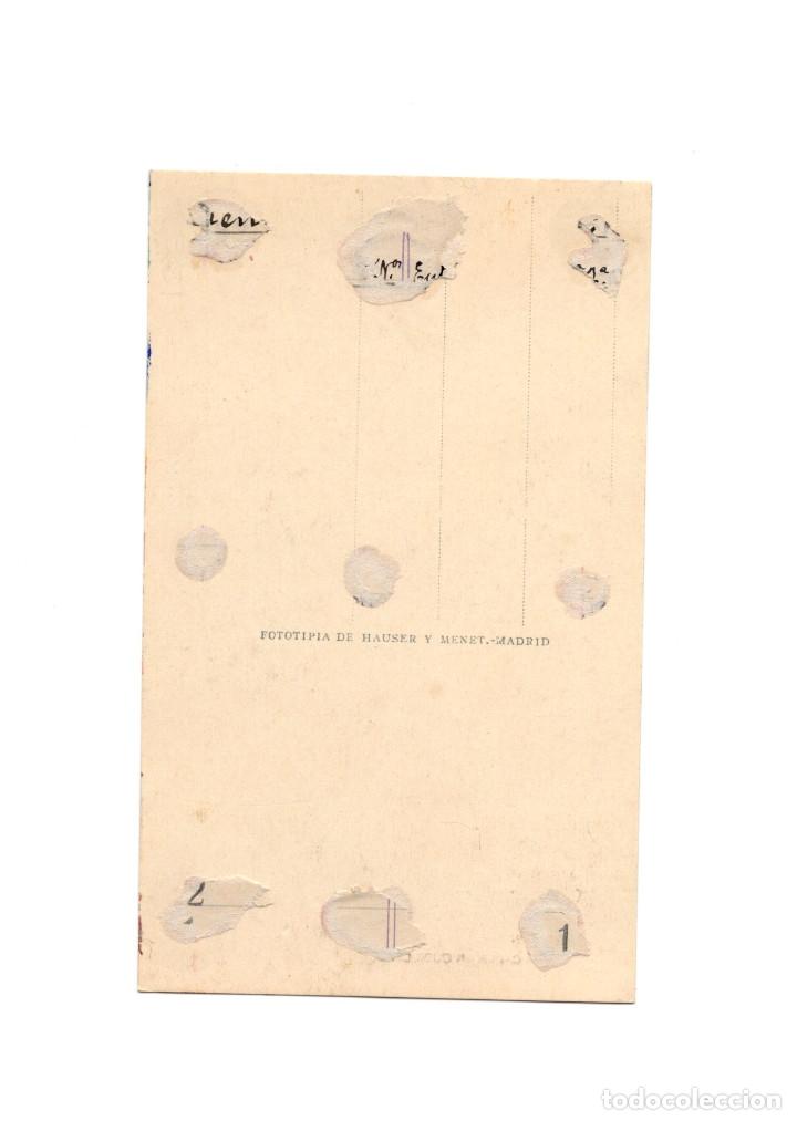 Postales: CUDILLERO.(ASTURIAS).- UNA CALLE. - Foto 2 - 181328087
