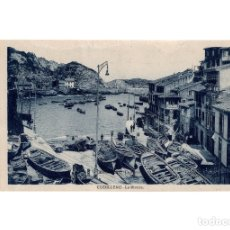 Postales: CUDILLERO.(ASTURIAS).- LA RIVERA.. Lote 181331111