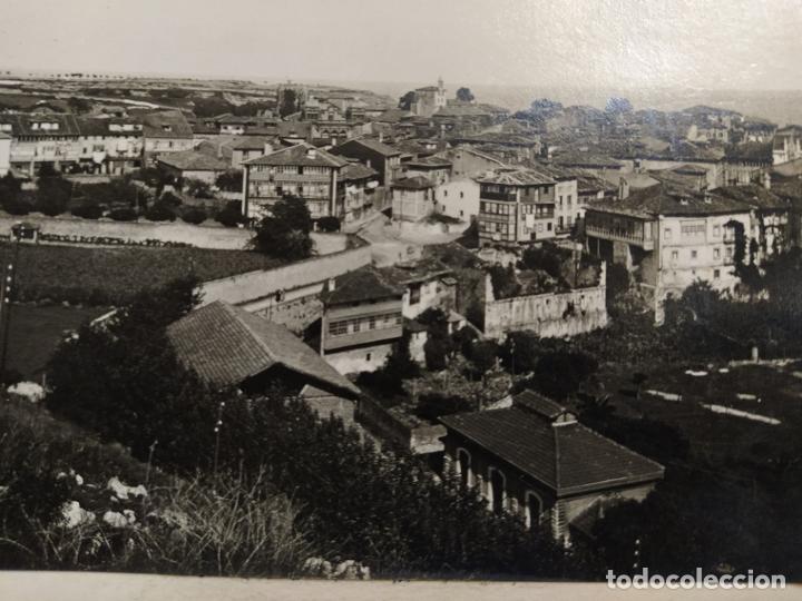 Postales: LLANES-VISTA PARCIAL-POSTAL PROTOTIPO ARCHIVO FOTOGRAFICO ROISIN-FOTO PEGADA-VER FOTOS-(63.515) - Foto 2 - 181513321