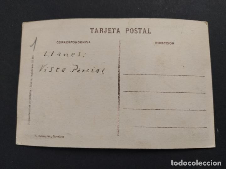 Postales: LLANES-VISTA PARCIAL-POSTAL PROTOTIPO ARCHIVO FOTOGRAFICO ROISIN-FOTO PEGADA-VER FOTOS-(63.515) - Foto 4 - 181513321