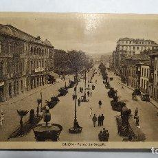 Postales: PASEO DE BEGOÑA. Lote 182040088