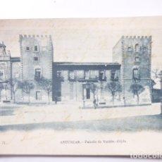 Postales: GIJON , PALACIO VALDES. Lote 182074726