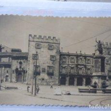 Postales: GIJON , PLAZA DEL MARQUES. Lote 182076448