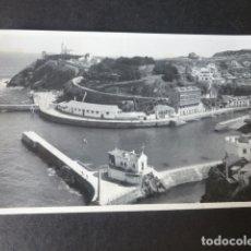 Postales: LUARCA ASTURIAS VISTA FOTO GOMEZ. Lote 182940190