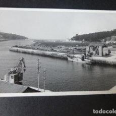 Postales: LUARCA ASTURIAS VISTA FOTO GOMEZ. Lote 182940227