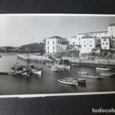Postales: TAPIA DE CASARIEGO ASTURIAS MUELLE. Lote 182940276