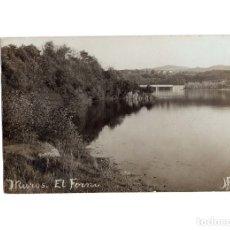 Postales: MUROS.(ASTURIAS).- EL FORNO. POSTAL FOTOGRÁFICA.. Lote 183029540