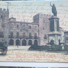 Postales: GIJON , PALACIO DEL CONDE REVILLAGIGEDO. Lote 184196608