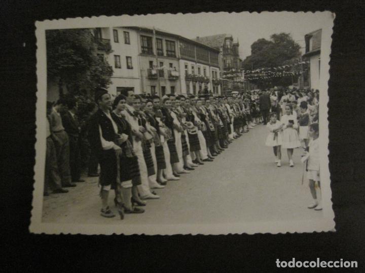 Postales: NUEVA LLANES-ASTURIAS-CONJUNTO DE 16 FOTOGRAFIAS ANTIGUAS-FIESTAS...-FOTO DE DIEGO-VER FOTOS(V-18307 - Foto 4 - 184549190