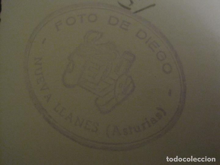 Postales: NUEVA LLANES-ASTURIAS-CONJUNTO DE 16 FOTOGRAFIAS ANTIGUAS-FIESTAS...-FOTO DE DIEGO-VER FOTOS(V-18307 - Foto 6 - 184549190