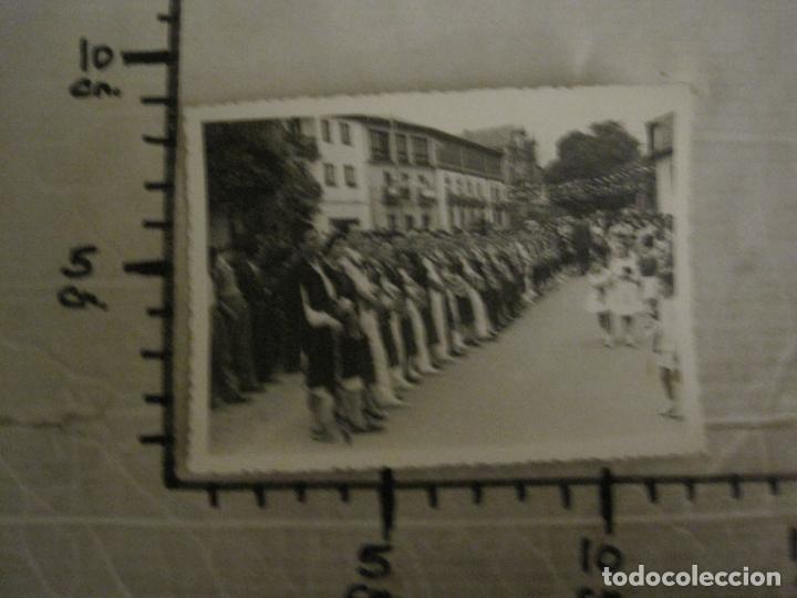 Postales: NUEVA LLANES-ASTURIAS-CONJUNTO DE 16 FOTOGRAFIAS ANTIGUAS-FIESTAS...-FOTO DE DIEGO-VER FOTOS(V-18307 - Foto 7 - 184549190