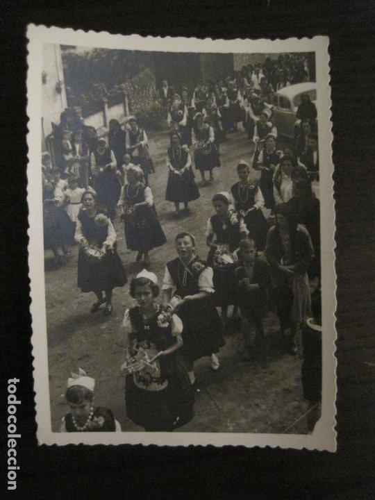 Postales: NUEVA LLANES-ASTURIAS-CONJUNTO DE 16 FOTOGRAFIAS ANTIGUAS-FIESTAS...-FOTO DE DIEGO-VER FOTOS(V-18307 - Foto 17 - 184549190