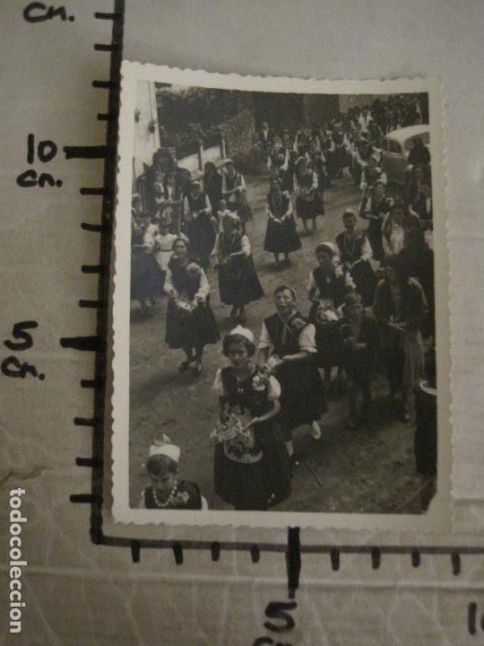 Postales: NUEVA LLANES-ASTURIAS-CONJUNTO DE 16 FOTOGRAFIAS ANTIGUAS-FIESTAS...-FOTO DE DIEGO-VER FOTOS(V-18307 - Foto 19 - 184549190