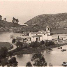 Postales: LLANES. EL SANTIN. CAPILLA.ROZAS. Lote 185994750