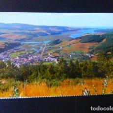 Postales: RIA DEL EO ASTURIAS LUGO. Lote 186181367