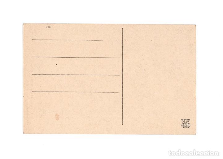 Postales: COVADONGA.(ASTURIAS).- IMAGEN DE LA VIRGEN. - Foto 2 - 186340052