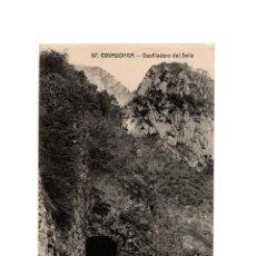 Cartes Postales: COVADONGA.(ASTURIAS).- DESFILADERO DEL SELLA.. Lote 186341253