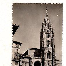 Cartes Postales: TARJETA POSTAL DE OVIEDO. Nº 3. LA CATEDRAL. EDICIONES ARBESU.. Lote 186395321