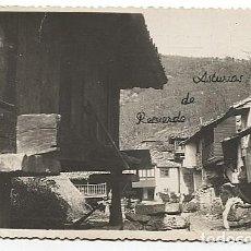 Postales: X122811 RARO ASTURIAS SOTO DEL BARCO SOTU' L BARCU ASTURIAS DE RECUEDO. Lote 189092457