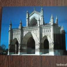 Cartoline: POSTAL DE CATEDRAL NUEVA MARIA INMACULADA, VITORIA GASTEIZ.. Lote 189379015