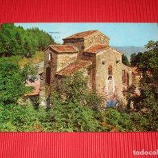 Postales: OVIEDO - IGLESIA DE SAN MIGUEL DE LILLO (MONUMENTO NACIONAL) - 76 - ESCRITA Y CIRCULADA. Lote 189579300