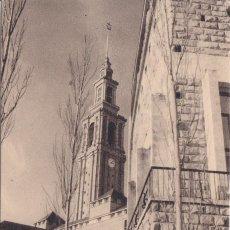 Postales: GIJON (ASTURIAS) - UNIVERSIDAD LABORAL JOSE A. GIRON - PARANINFO DE CAPACITACION SOCIAL. Lote 190185856
