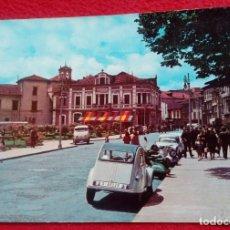 Postais: TARJETA Nº 66 – GRADO – PARQUE DE SAN ANTONIO Y CASINO. Lote 190303787