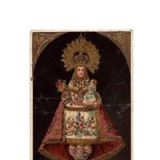 Postales: COVADONGA.(ASTURIAS).- NUESTRA SEÑORA DE COVADONGA.. Lote 190629302