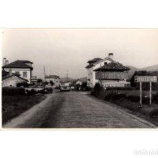 Postales: BALLOTA.(ASTURIAS).- ENTRADA DEL PUEBLO.. Lote 190769561