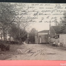 Postales: GIJÓN, ALREDEDORES. POSTAL CIRCULADA.. Lote 190799957