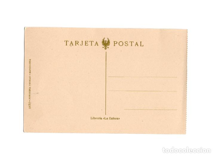 Postales: OVIEDO.(ASTURIAS).- FÁBRICA NACIONAL DE ARMAS. BIBLIOTECA Y CENTRAL ELÉCTRICA. - Foto 2 - 190984346