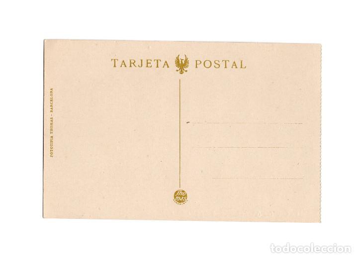 Postales: COVADONGA.(ASTURIAS).- MINAS DE COMEYA , DEPOSITOS Y LAVADEROS. - Foto 2 - 191009255