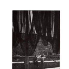 Postales: CUDILLERO.(ASTURIAS).- POSTAL FOTOGRÁFICA. FOTO PIRE, MUROS DE NALÓN.. Lote 191013580