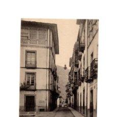 Postales: CANGAS DE TINEO.(ASTURIAS).- CALLE MAYOR.. Lote 191017602