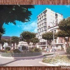 Postales: NAVIA - PARQUE DE CAMPOAMOR. Lote 191333140