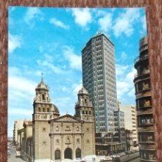 Postales: GIJON - ASTURIAS - AVDA. DE ALVAREZ GARAYA. Lote 191333372