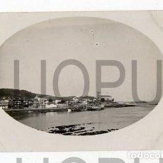 Postales: VISTA DE LUANCO. SEPT 1923. FOT M. GONZALEZ. ASTURIAS. Lote 191762492