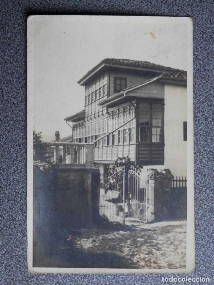 Postales: ASTURIAS ?? 5 POSTALES FOTOGRAFICAS MUY ANTIGUAS A IDENTIFICAR - Foto 3 - 192060716