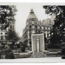 Cartoline: OVIEDO - MONUMENTO A CLARÍN - P29585. Lote 192387987