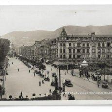 Cartoline: OVIEDO - AVENIDA DE PABLO IGLESIAS - P29585. Lote 192388367