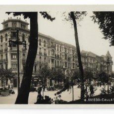 Cartoline: OVIEDO - CALLE URÍA - P29585. Lote 192388413