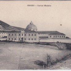 Postais: OVIEDO (ASTURIAS) - CARCEL MODELO. Lote 192636357
