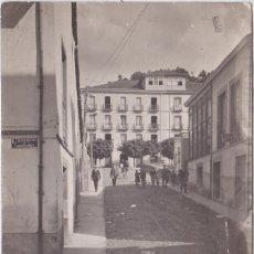 Cartoline: CANGAS DE TINEO (ASTURIAS) - CALLE DE DIZ TIRADO - FOTOGRAFICA. Lote 192754487