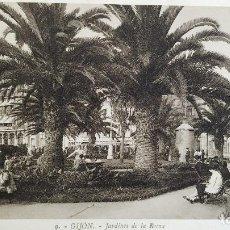 Postales: GIJON.JARDINES DE LA REINA.. Lote 193064653