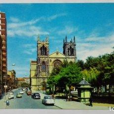 Postales: POSTAL GIJON-ASTURIAS - CALLE COVADONGA. Lote 194007117