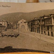 Postales: POSTAL INFIESTO, ASTURIAS. CIRCULADA SIN SELLO.. Lote 194150936